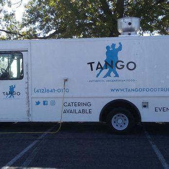 Tango Food Truck Pittsburgh Pa