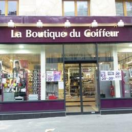 Depuis sa création en 1988, la Boutique du Coiffeur propose de grandes  marques de produits et matériels de coiffure professionnels à destination  des ...