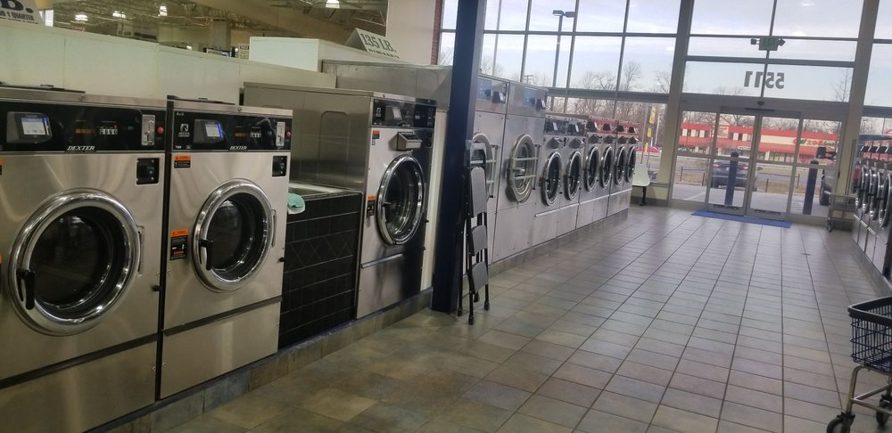 Sudsville Laundromat: 5509 Baltimore National Pike, Catonsville, MD