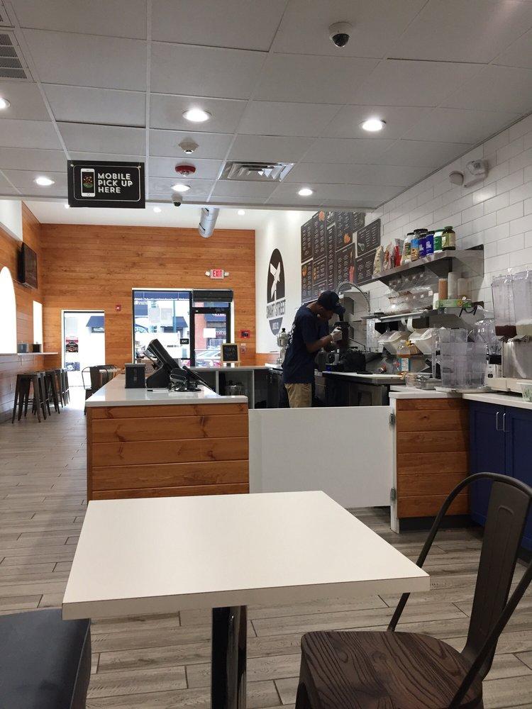 Smart Street Healthy Kitchen Juice Bar Philadelphia Pa