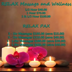 51d5abf9d9 Relax Massage and Wellness - Massage Therapy - 1252 Broadway ...