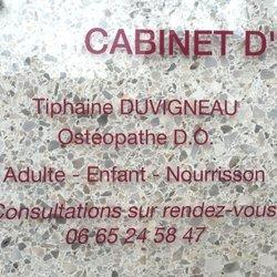 Tiphaine duvigneau m dicos oste patas 312 avenue - Cabinet radiologie avenue thiers bordeaux ...