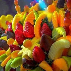 Bella S Edible Fruit Flower Arrangements 14 Photos