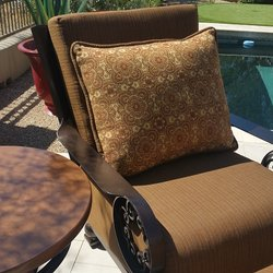 Photo Of Patio Furniture Rescue   Phoenix, AZ, United States. Deep Cleaning  And