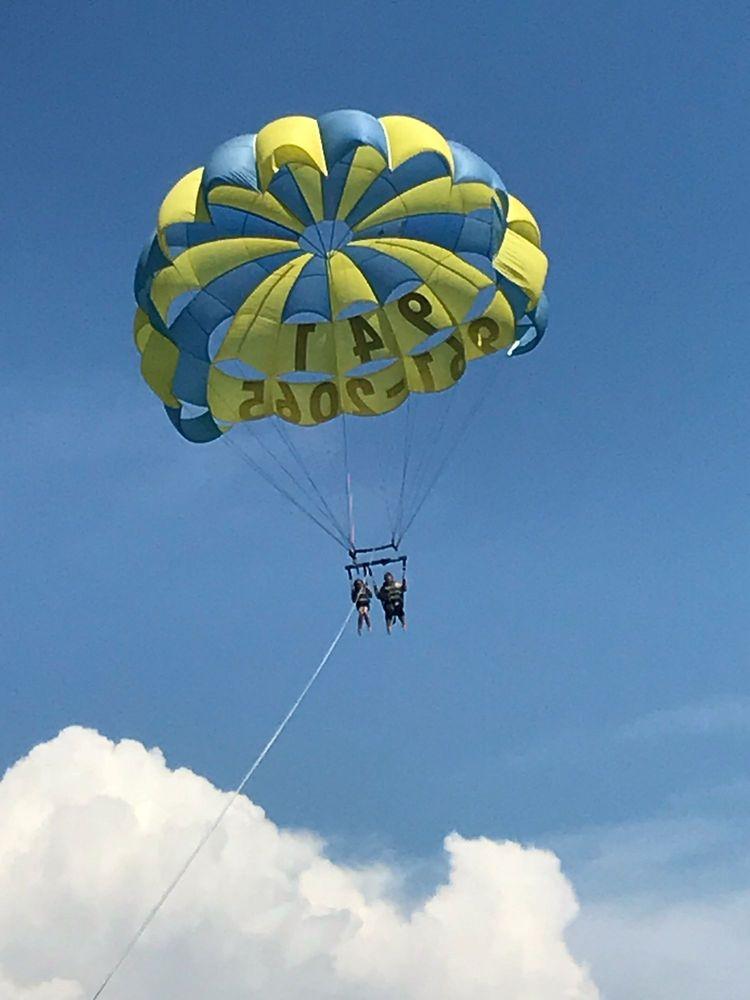 Bradenton Beach Parasailing: 200 Bridge St, Bradenton Beach, FL