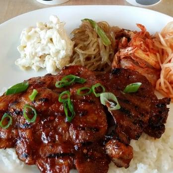 Photo Of King S Korean Bbq Honolulu Hi United States Spicy Pork