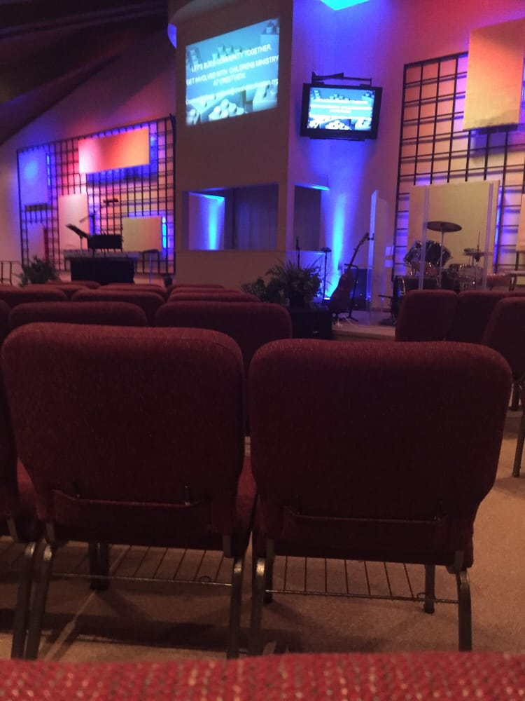 Crestview Christian Church: 4761 Tuttle Creek Blvd, Manhattan, KS