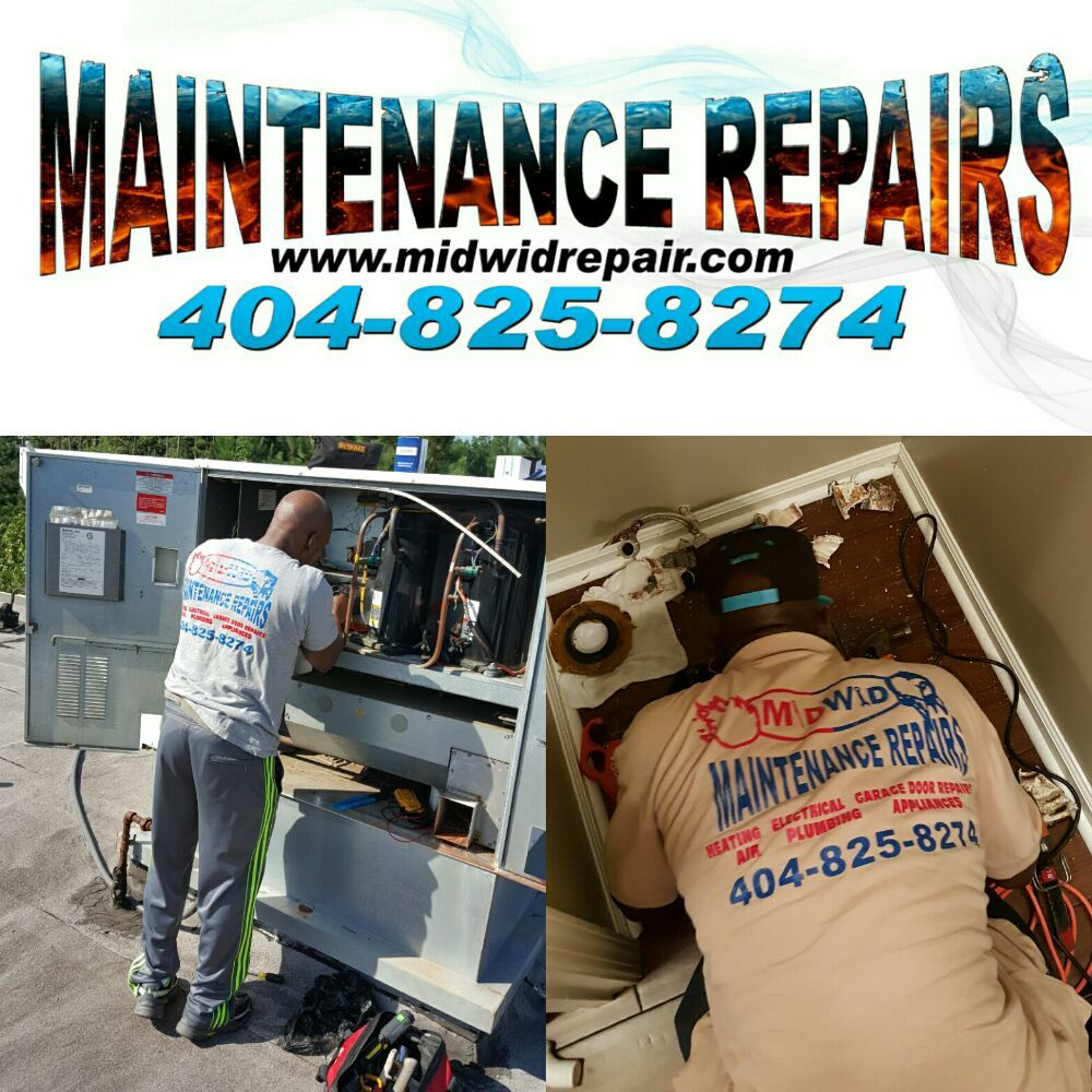 Midwid Maintenance Repairs