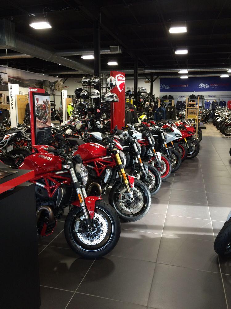 Gold Coast Motorsports >> Ducati Yelp