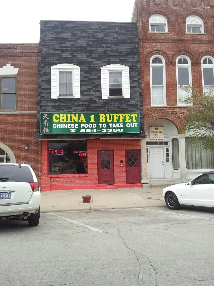 China 1 Buffet: 117 W Franklin St, Delphi, IN