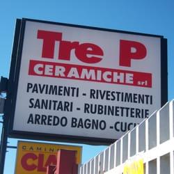 Tre P Ceramiche - Cucine e bagni - Via della Maglianella 127, Roma ...