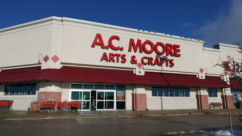 A.C. Moore Arts and Crafts - Bilderrahmen - 200 Running Hill Rd ...