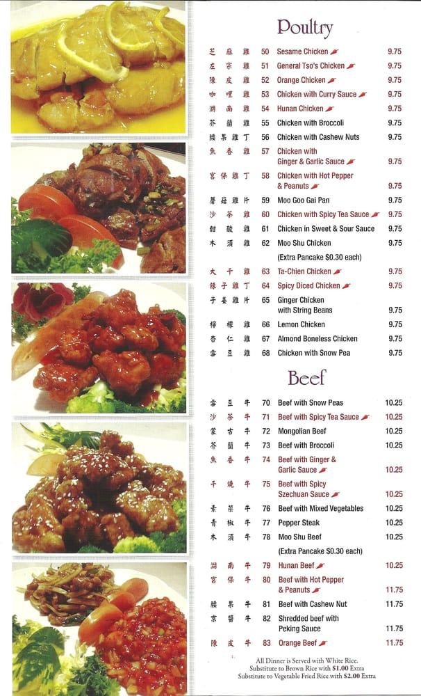 Chinese Food Restaurants In Canton Mi