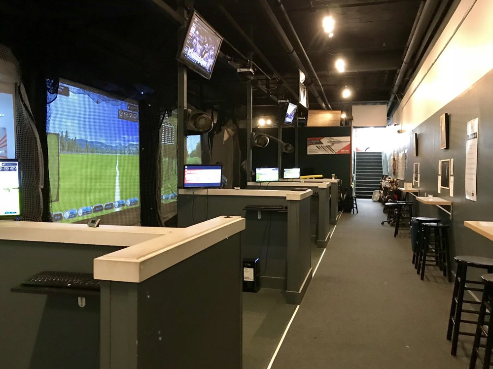 Eagle Club Indoor Golf