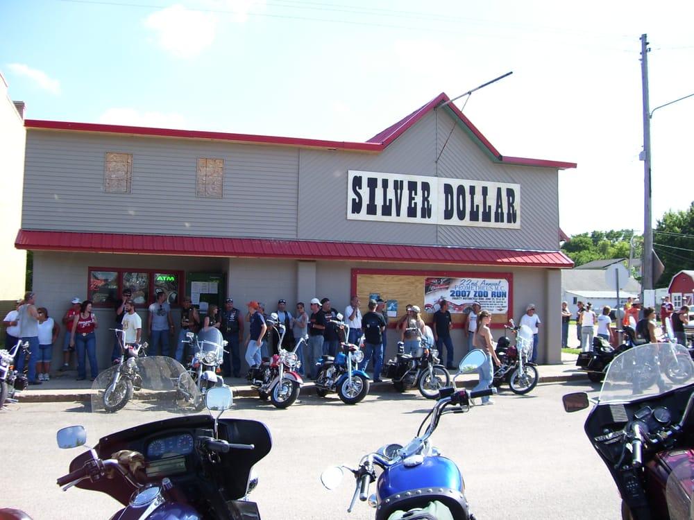 Silver Dollar Saloon: 209 W Broadway, Elizabeth, MN