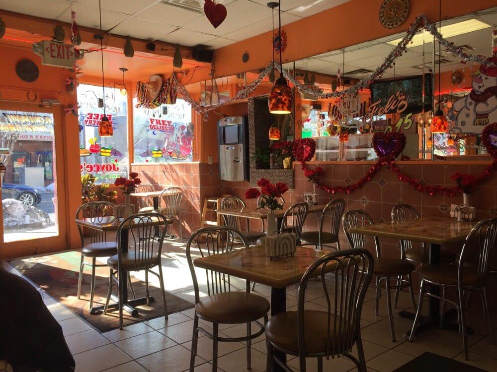 Bound Brook Mexican Restaurants
