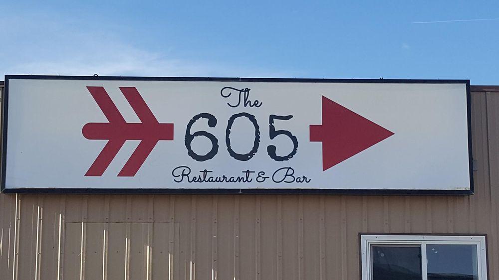 The 605 Restaurant & Bar: 900 S Hwy 273, Kennebec, SD