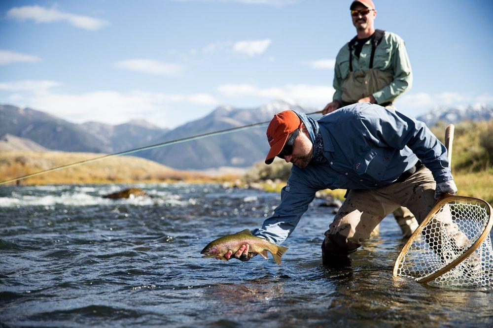 Social Spots from Montana Angler