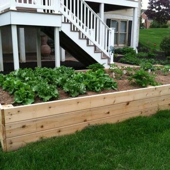 Bucks County Custom Cedar Gardens - Gardeners - 2432 Continental Dr ...