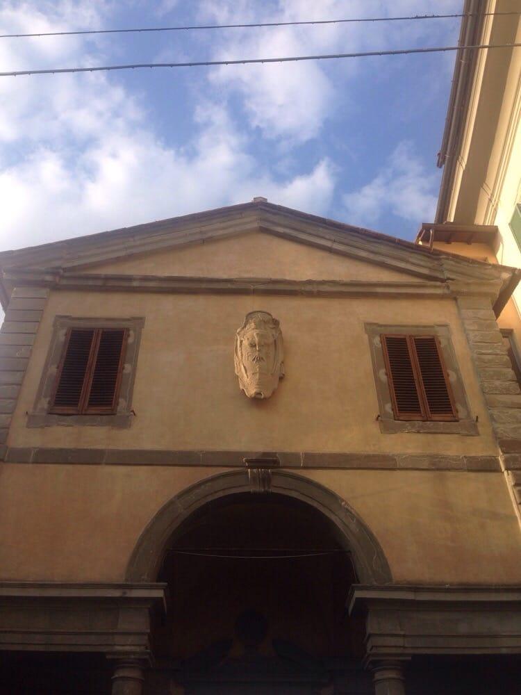 Chiesa san leone chiese piazza san leone pistoia for Chiesa di san leone pistoia