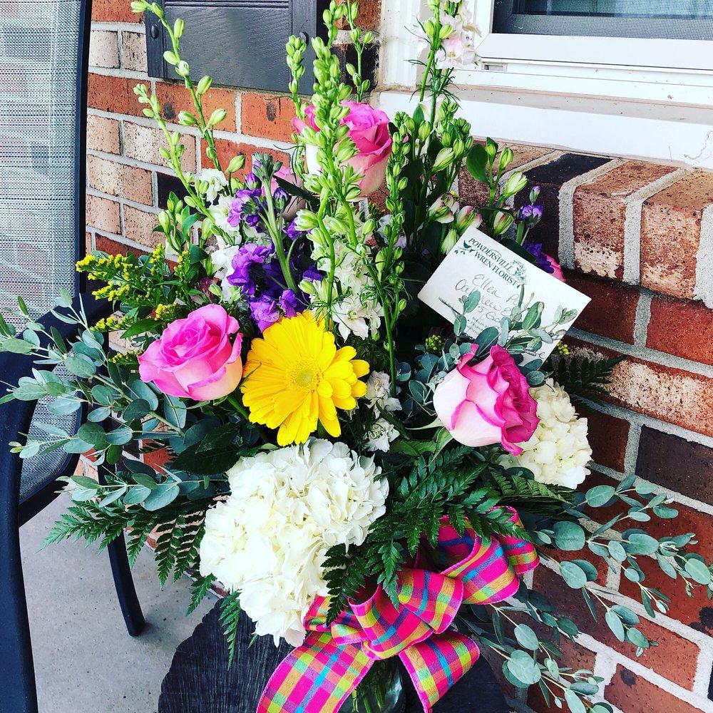 Powdersville Wren Florist: 3320 Hwy 153, Piedmont, SC