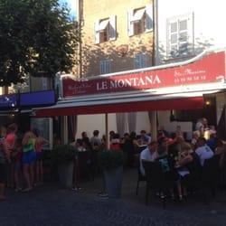 Le montana restaurants 60 rue paul bert ste maxime - Cafe de france sainte maxime ...