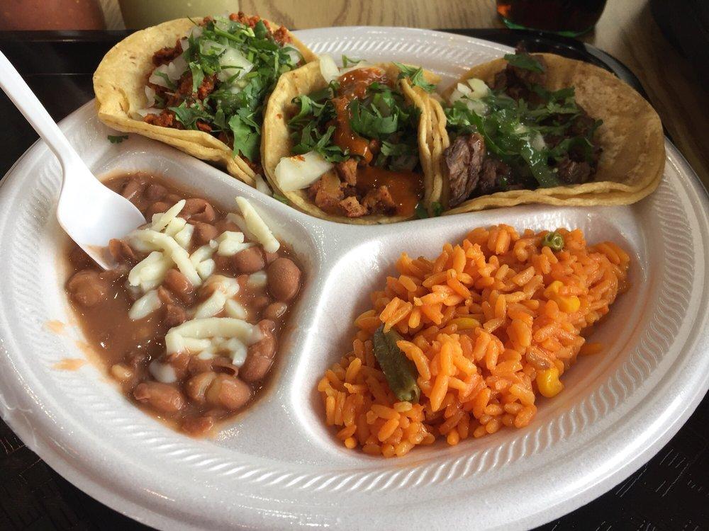 Tacos maui: 1913 S Chicago St, Joliet, IL