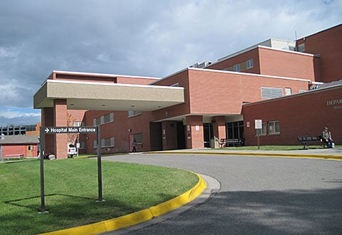 Ft Harrison Va Center Medical & Regional Ofc: 1900 Williams St, Helena, MT
