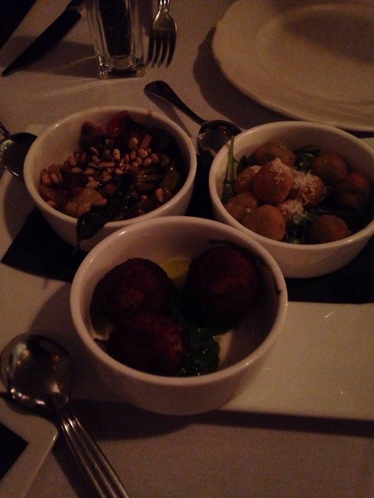 Eolo Seasonal Sicilian Kitchen New York Ny