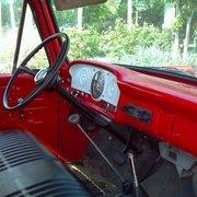 Old Ford Truck Photo Of Merrifield Garden Center Gainesville Va United  States