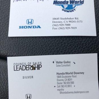 honda world downey 117 photos 440 reviews car dealers 10645 studebaker rd downey ca. Black Bedroom Furniture Sets. Home Design Ideas