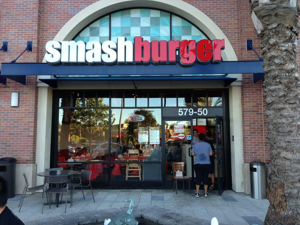 Smash Burger San Jose's Pre-Opening Event. Though the chicken sandwiches are the best I've had (they're smashed for juiciness and so that the bite isn't as thick, allowing the seasoning to apply evenly over the meat) I just prefer the burgers.