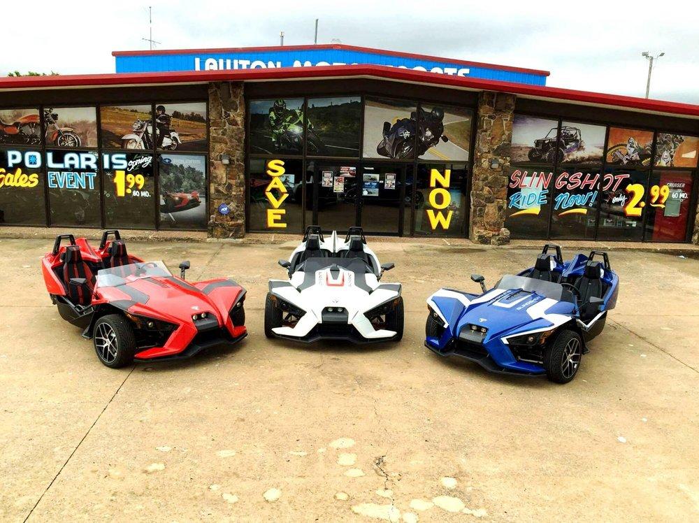 Lawton Motorsports: 4443 NW Cache Rd, Lawton, OK
