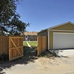 Photo Of Budget Garages   Denver, CO, United States. Garage On Alley In