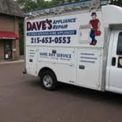 Dave S Appliance Repair Amp Parts Reviews Yelp