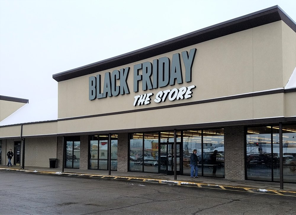 Black Friday The Store: 480 S Indiana St, Mooresville, IN