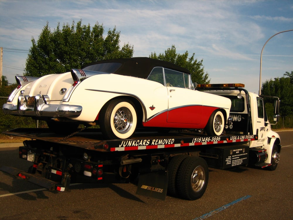 Towing business in Baldwin, NY