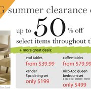 ... Photo Of Living Space   Sacramento, CA, United States. BIG Summer  Clearance Event ...