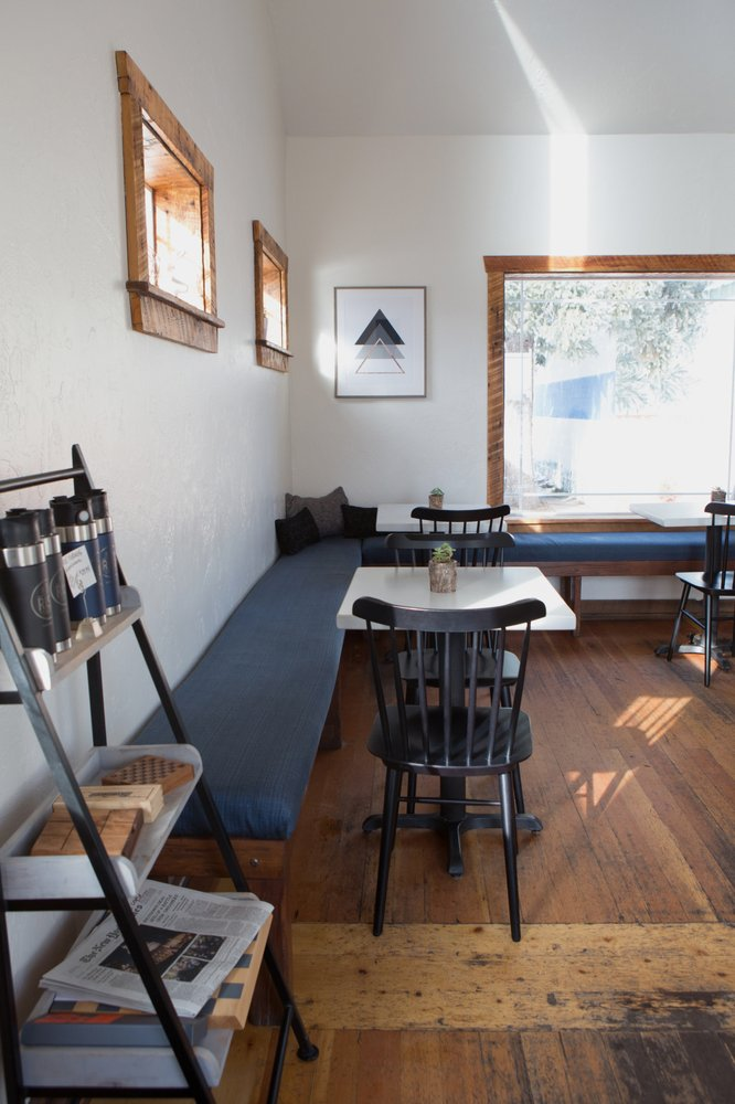 Rise Coffee House: 40 Depot St, Driggs, ID