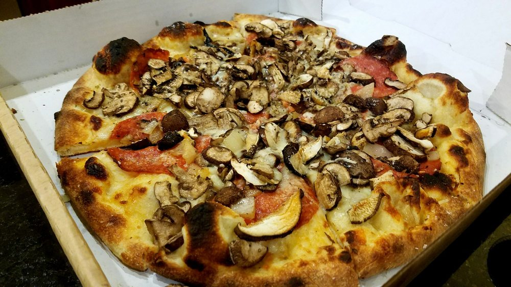 Wood Stone Pizza - Downtown