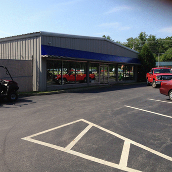 Rochester motorsports motorcycle dealers 23 farmington for Rochester department of motor vehicles