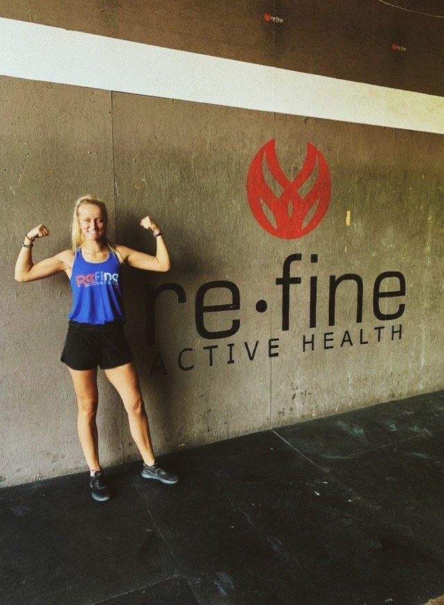 Social Spots from Refine CrossFit