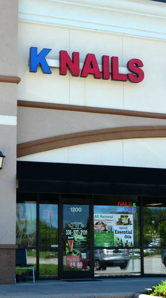 K Nails: 544 Cc Camp Rd, Elkin, NC