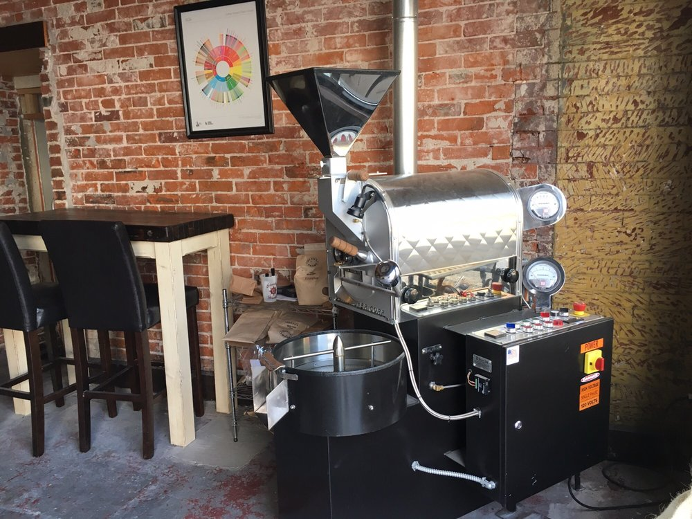 Electric Fountain Brewing: 503 Maine St, Quincy, IL
