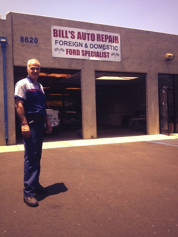 Bill's Auto Repair Foreign & Domestic Ford Specialist - 11 Reviews ...