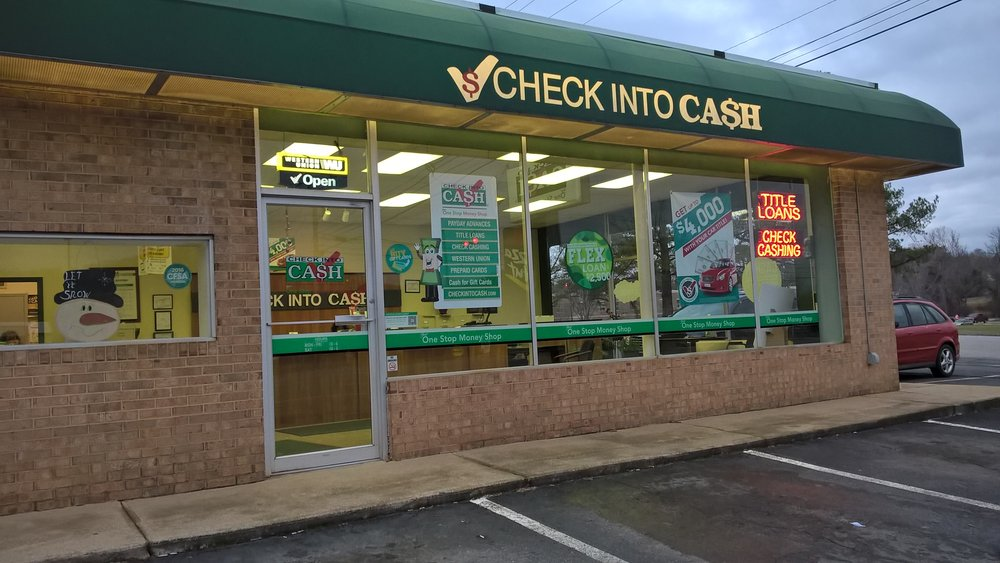Check Into Cash: 924-B Hwy 411 N, Etowah, TN
