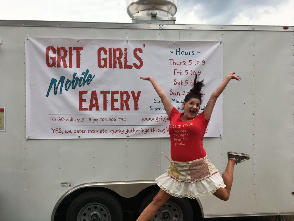 Grit Girls' Mobile Eatery: 106 E Jefferson Ave, Hayden, CO