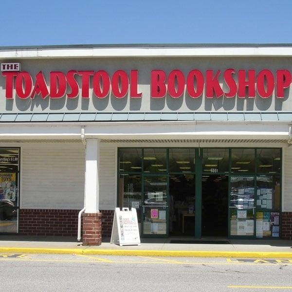 Toadstool Bookshops: 614 Nashua Rd, Milford, NH