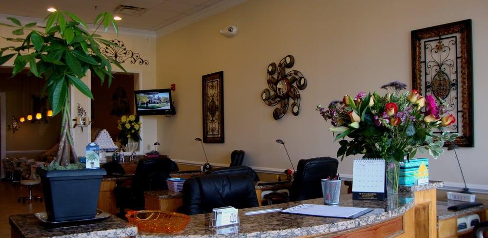 Belmont Nail Spa: 42920 Piccadilly Plz, Ashburn, VA