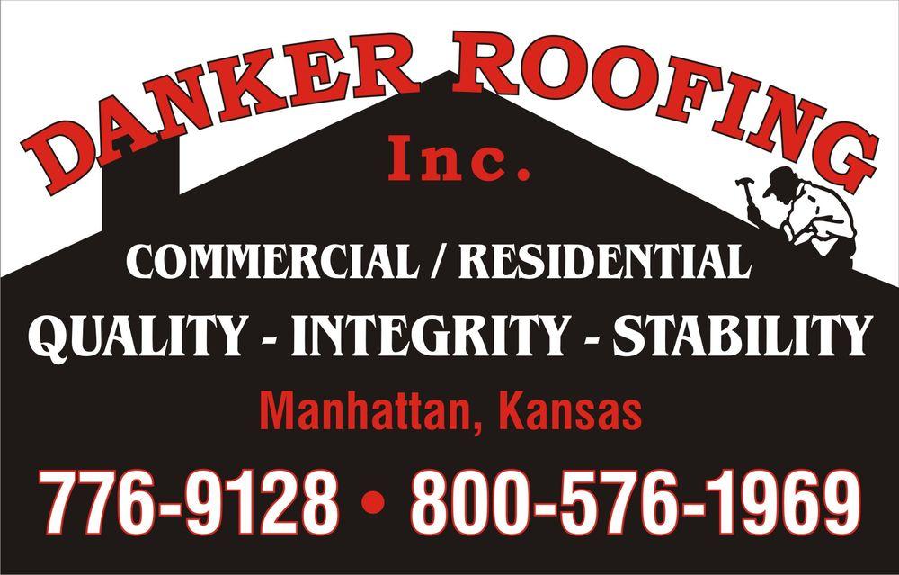 Danker Roofing: 8521 E US Hwy 24, Manhattan, KS